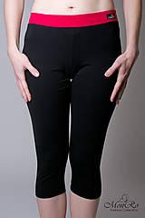 Nohavice - Legíny trojštvrťové 3XL - 5304448_