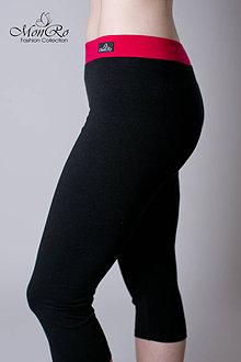 Nohavice - Legíny trojštvrťové 3XL - 5304447_