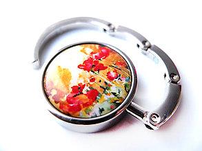 Pomôcky - Háčik na kabelku Ginger 1 - 5303553_