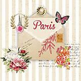 - list do Paríža - 5303509_