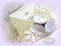 Papiernictvo - Srdce otvorené pre lásku - 5303683_