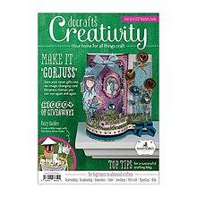 Návody a literatúra - Creativity časopis č. 57 Apríl 2015+ 3 darčeky - 5306867_