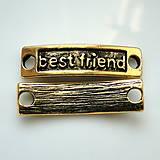 - KMedz-best friend 34x9mm-st.zl-1ks - 5308240_