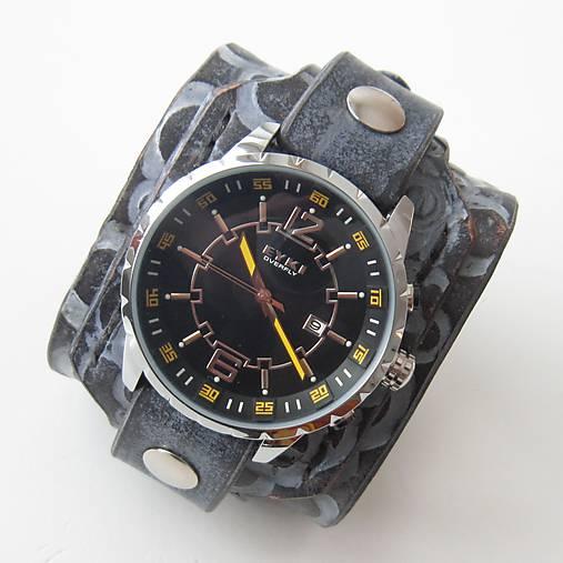 Pánske anti-allergické hodinky   leon - SAShE.sk - Handmade Náramky 8c1b1ef658