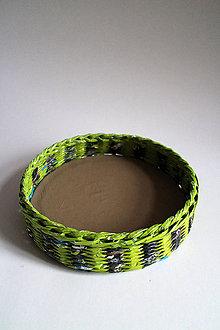 Košíky - Košík - Green I - 5308192_