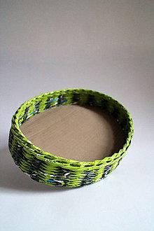 Košíky - Košík - Green II - 5308244_