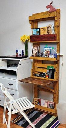 Nábytok - Moja malá kancelária.časť druhá. - 5309868_