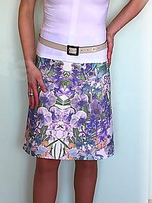 Sukne - Sukně z krásné rifloviny vz.231 - 5310134_