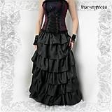 - Dlhá gothická sukňa II. - 5310474_