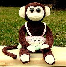 Hračky - oblečenie pre opičky - 5314946_
