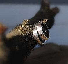 """Prstene - Obrúčky """"moje srdiečko""""  matované - 5318868_"""