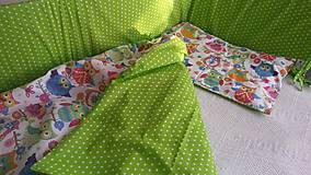 Textil - Zelená. - 5316732_
