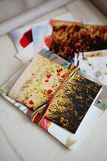 Papiernictvo - Makový papierový balíček - sada - 5318530_