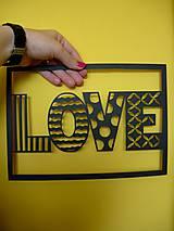 Obrazy - Jednoducho láska... - 5317615_