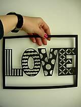 Obrazy - Jednoducho láska... - 5317616_
