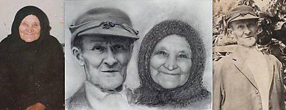 Kresby - portrét na objednávku  - 5317626_