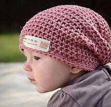 Detské čiapky - I love ballet ♥ - 5317637_