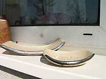 "Nádoby - mydelnička   ""Biela káva"" v kúpeľni - 5321386_"