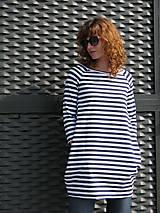 Šaty - FNDLK úpletové šaty 15 BRqL - 5321412_