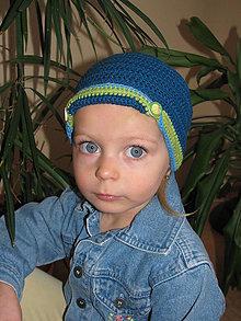 Detské čiapky - Detská čiapka - p - 5324333_