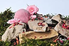Drogéria - Tuhý šampón Ruža - Ylang Ylang (50 g) - 5324486_
