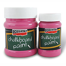 Farby-laky - Tabuľová farba PENTART  PTCHALK-PAINT - 5324855_