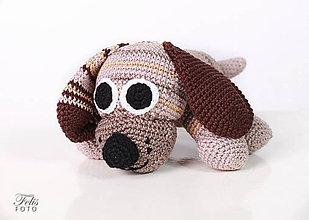 Hračky - psík Fifík - 5326748_