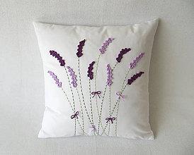 Úžitkový textil - alchýmia Lavandula angustifolia... - 5325077_