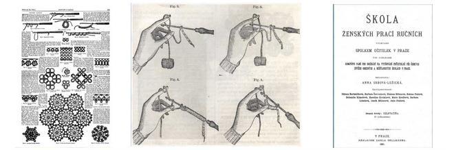 04311b1c9c66 Popularita háčkovania začala narastať v 19. storočí s príchodom printových  médií – časopisy