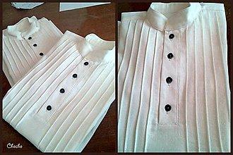 Oblečenie - ľanovka - 5328419_