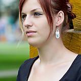 Náušnice - Pichlavá vášeň - náušnice - 5328843_