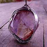 Kurzy - ŽILINA / Minerálový cínovaný šperk / SOBOTA 25.4.2015 - 5329502_