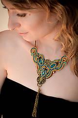 Náhrdelníky - Femme fatale - náhrdelník - 5328632_