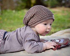 Detské čiapky - I love ballet ♥ - 5329560_