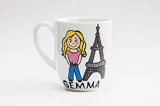 Nádoby - Gemma - hrnček na objednávku - 5331536_