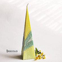 Svietidlá a sviečky - Mint Loves Yellow AKCIA -10% - 5332645_