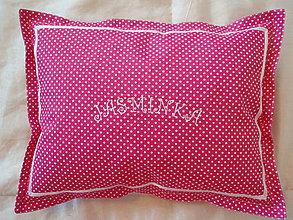 Textil - Detské vankúšiky s výšivkou - 5331256_