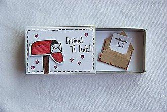 Papiernictvo - Škatuľka - list - 5332253_