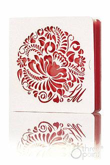 Papiernictvo - Magický kvet - svadobné oznámenia - 5335314_