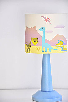 Detské doplnky - Stínítko dětské Dino - stolní/stropní - 5339301_
