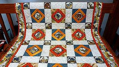 Úžitkový textil - safari park - 5341806_
