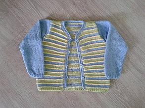 Detské oblečenie - Svetrík - 5341958_