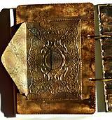 Papiernictvo - Kuchárska kniha - country poľovnícky receptár/Posledný kus - 5341162_