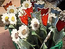 Dekorácie - Zápich do kvetov - 5339859_