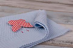 - Letná deka pre chlapčeka,