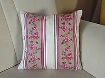 Úžitkový textil - Dekoračná Obliečka na vankúš - 5342966_