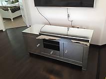 Nábytok - TV stolík PAU - 5342972_