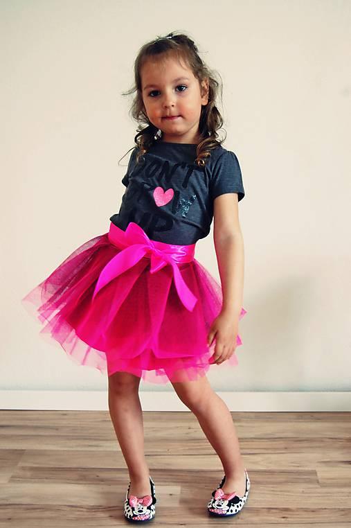 ffa1c793127c Zavinovacia sukňa ružová   TinyThea - SAShE.sk - Handmade Detské ...