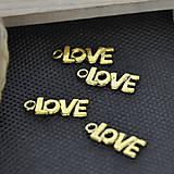 Prívesok LOVE