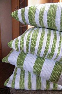 Úžitkový textil - Tkané obliečky na vankúše - 5346794_